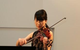 土曜ヴァイオリン