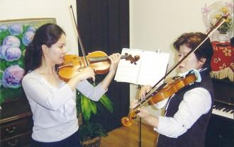 大人のバイオリン