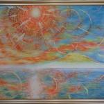 色鉛筆画0611