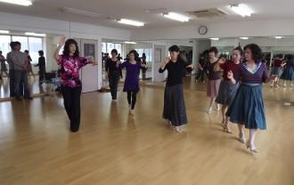 レッツ!社交ダンス