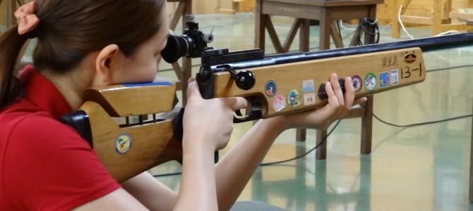 女性のためのスポーツライフル射撃