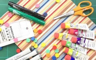 子ども絵画WEB