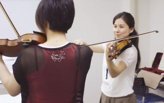 大人のヴァイオリン_月