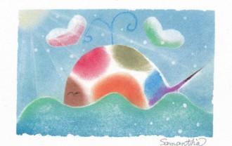 パステル(虹のくじら)